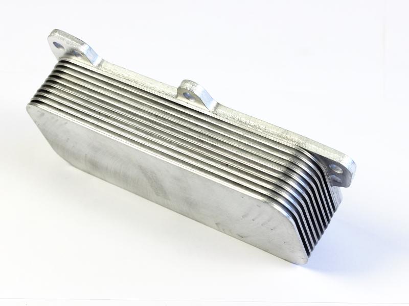 Vw 2 5 Oil Cooler : Engine oil cooler vw bus t box platform touareg