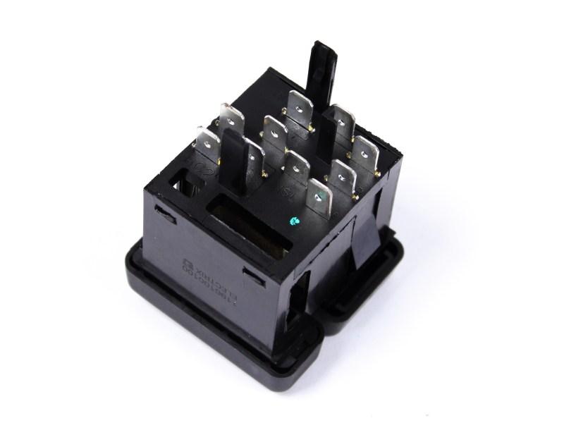 Vw bus bulli t4 interruptor de luz cruce todo nuevo ebay - Interruptor de cruce ...