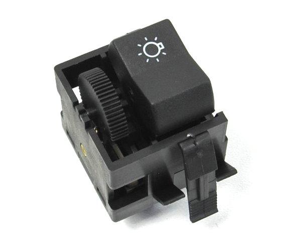 Vw bus bulli t2 t3 interruptor de luz cruce todos ebay - Interruptor de cruce ...